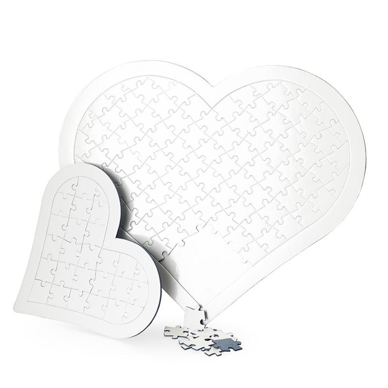 Puzzle Corazón 97 Piezas