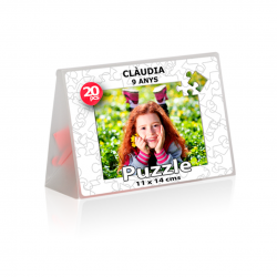 Puzzle 20 piezas Alta