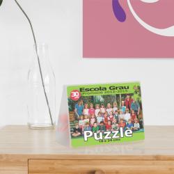 Puzzle 30 piezas Alta