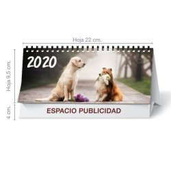 Animals - Calendari Wire-o