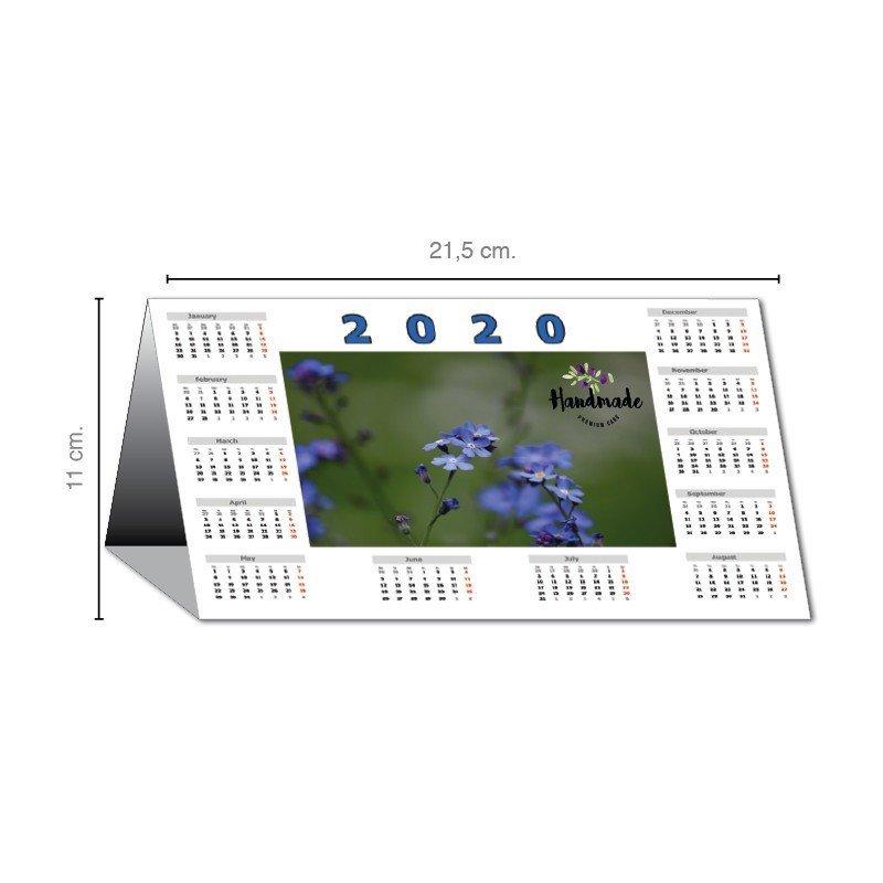 Calendario Automontable Personalizado