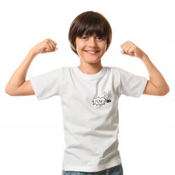 10x10 - Camiseta infantil...