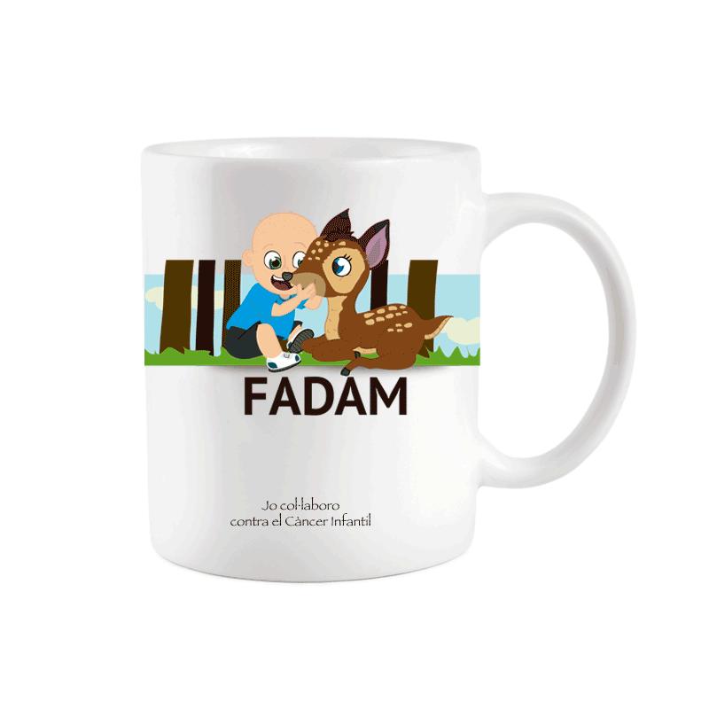 Taza Solidaria FADAM