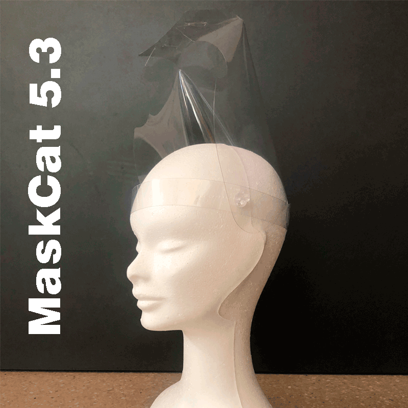 MASKCAT ABATIBLE V5.3 - Adulto
