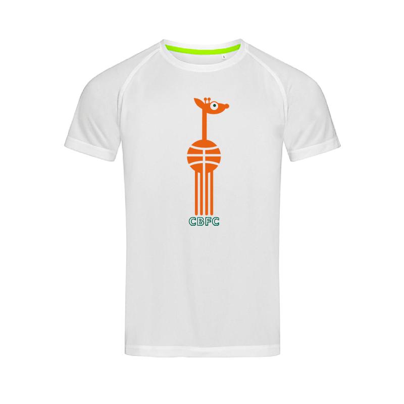 Camiseta Calentamiento Jugadoras