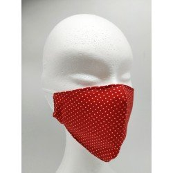 Vermella Punts Blancs