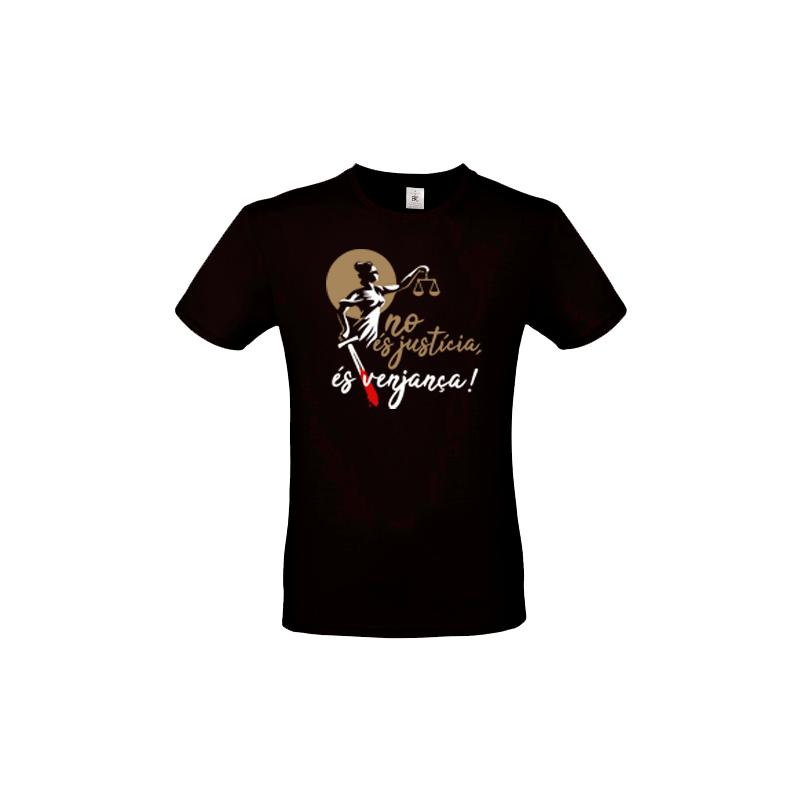 Camiseta Venganza