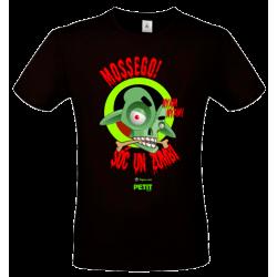 Mossego, sóc un zombi!