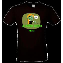 Camiseta - Historia...