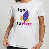 I go to Mars