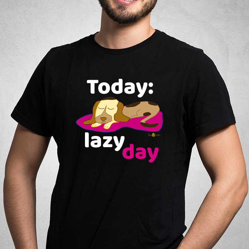 Today: lazy day