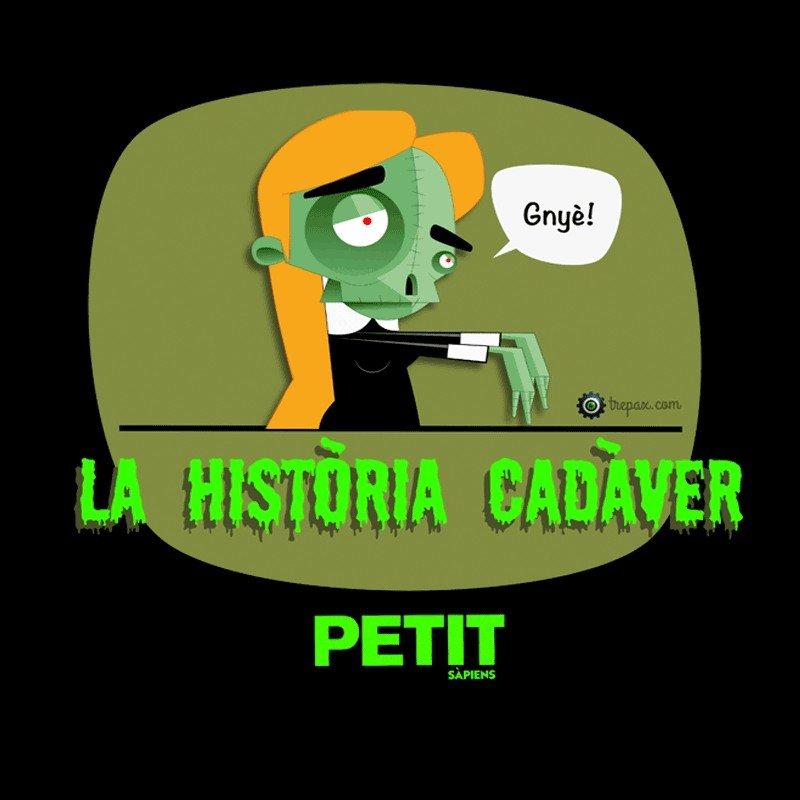 Samarreta - Historia Cadaver, ella!