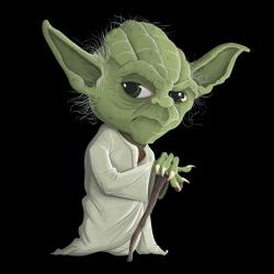 Samarreta Yoda
