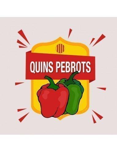 Bolsa quins pebrots