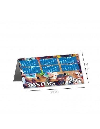 Calendari Personalitzat PVC
